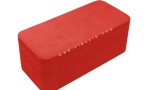 آجر تک رنگ فومی یوگا : قرمز