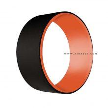 یوگا ویل (چرخ یوگا) : نارنجی مشکی
