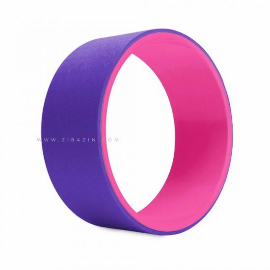 یوگا ویل (چرخ یوگا) : سرخابی بنفش