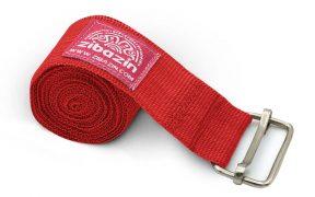 کمربند تسمه ای مخصوص يوگا : قرمز