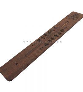 جاعودی چوبی طرح اوم
