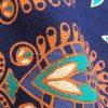 دیوار آویز (بکدراپ) و روتختی دو نفره ماندالا پر طاووس : کد ۲۰۸