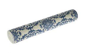 مت یوگا و پیلاتس PVC طرحدار ۵ میل + کاور رایگان : کد ۳