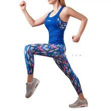 ست دو تیکه تاپ شلوار زنانه ورزشی : کد۳