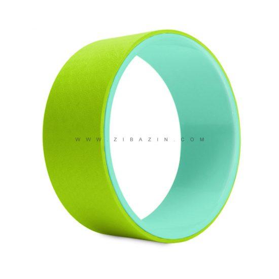 يوگا ويل (چرخ يوگا) : سبز آبی