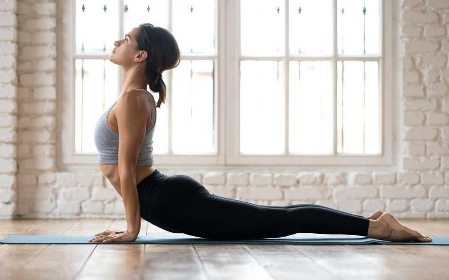 یوگا راهی برای رسیدن به آرامش