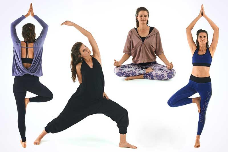 چگونه لباس یوگا مناسب انتخاب کنیم؟