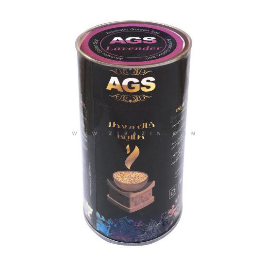 خاک معطر طلایی AGS رایحه : LAVENDER