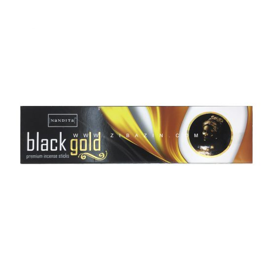 عود دستساز بلک گلد (Black Gold) برند ناندیتا : ۵۰ گرمی
