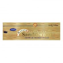 عود دستساز صندل وود (SANDAL WOOD) برند نخیل : ۵۰ گرمی