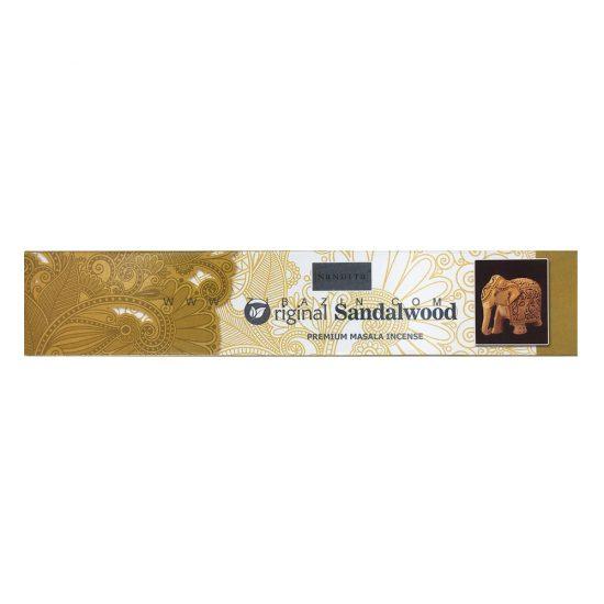 عود دستساز صندل (Orginal sandal wood) برند ناندیتا : ۱۵ گرمی