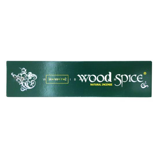 عود دستساز وود اسپایس (Wood Spice) برند ناندیتا : ۵۰ گرمی