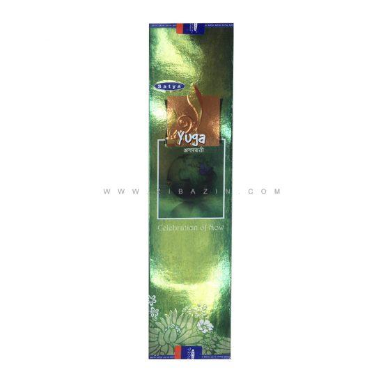 عود دستساز یوگا (YUGA) برند ساتیا : ۳۰ گرمی