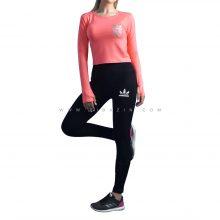 ست دو تیکه پیراهن شلوار زنانه ورزشی : کد ۷