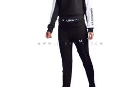ست دو تیکه پیراهن شلوار زنانه ورزشی : کد ۹