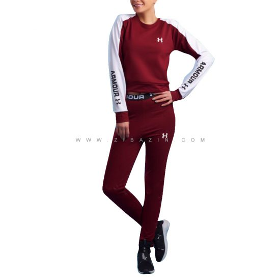 ست دو تیکه پیراهن شلوار زنانه ورزشی : کد ۱۰