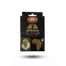 عود مخروطی ۷ شیر آفریقا : Lion