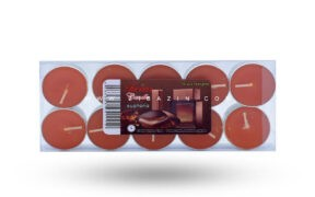 شمع وارمر معطر ۱۰ تایی اسانس : Dunhill Red