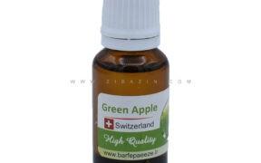 روغن معطر (اسانس) ۲۰ میل رایحه سیب سبز : Green Apple
