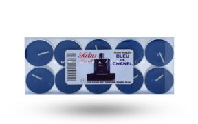 شمع وارمر معطر ۱۰ تایی اسانس : Bleu De Chanel