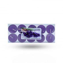 شمع وارمر معطر ۱۰ تایی اسانس : Lavender