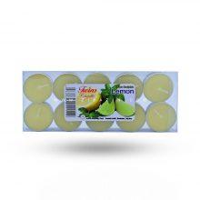 شمع وارمر معطر ۱۰ تایی اسانس : Lemon