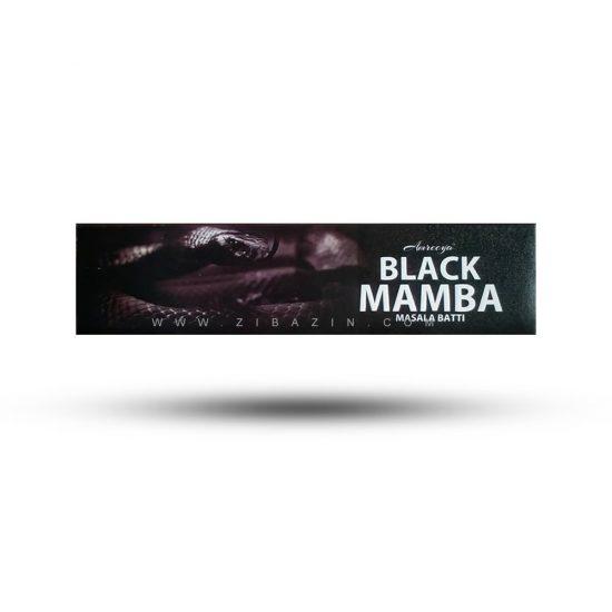عود دستساز مومبای سیا (Black Mamba)