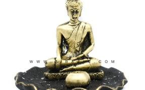 جا عودی طلایی طرح بودا