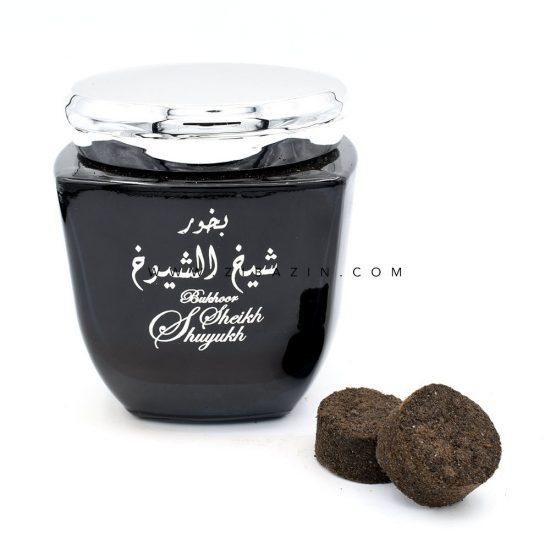 بخور دستساز شیخ الشیوخ مدل شیشه ای
