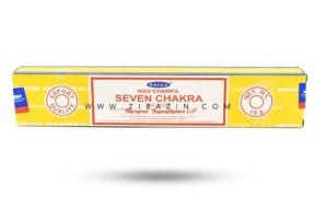 عود دست ساز هفت چاکرا (Seven Chakra) برند ساتیا : ۲۰ گرم