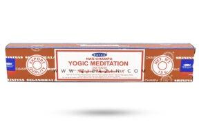عود دست ساز مدیتیشن (Meditation) برند ساتیا : ۲۰ گرم