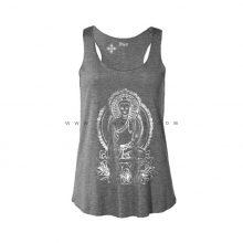 تاپ یوگا زنانه طرح بودا برند کرویت : Crivit