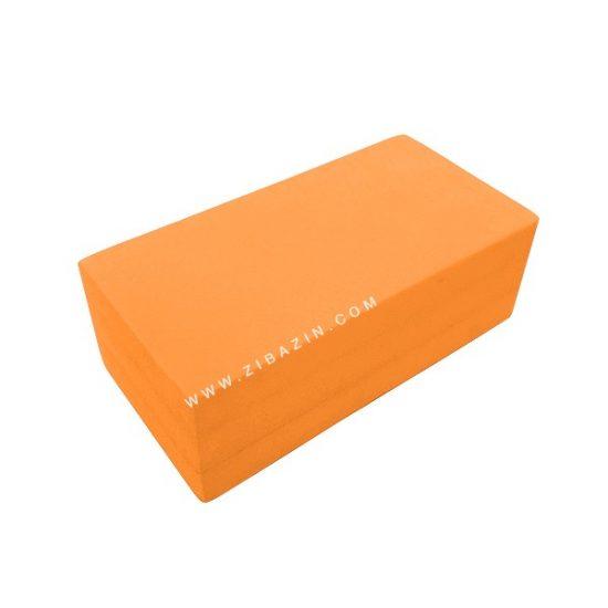 آجر تک رنگ فومی یوگا : نارنجی